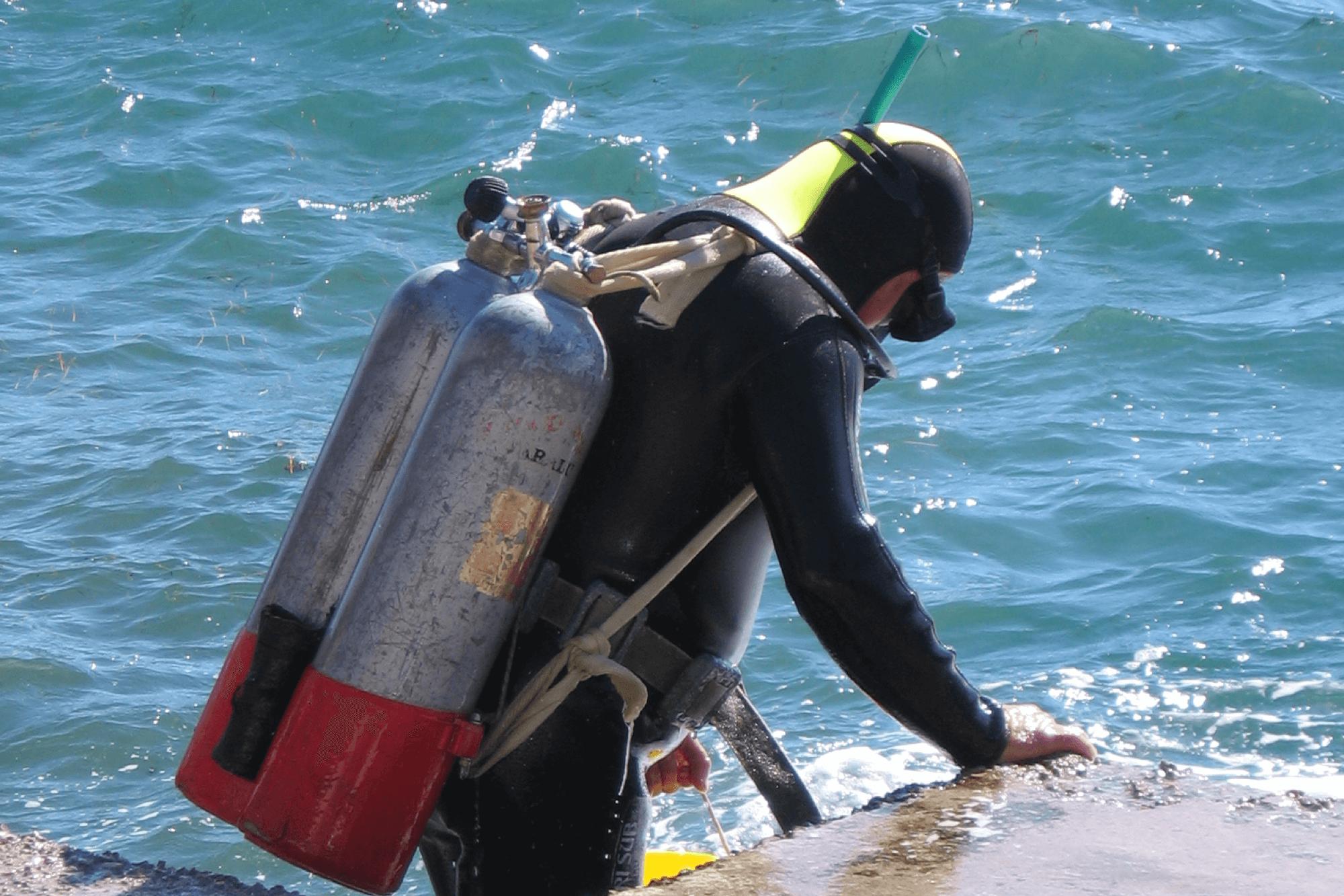 Illustration de l'activité de Plongée sous marine